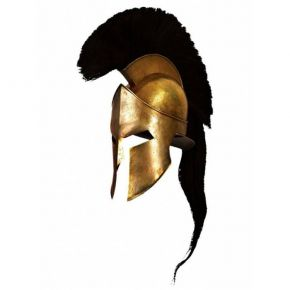 Moviestore Κράνος 300 King Leonidas Helmet Lifesize Replika