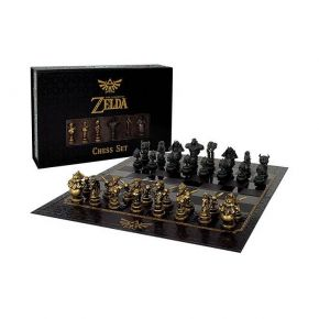 Moviestore Σκάκι The Legend Of Zelda Collector's Chess Set