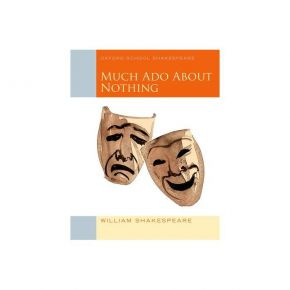 Much Ado About Nothing - The Oxford Shakespeare (Paperback)
