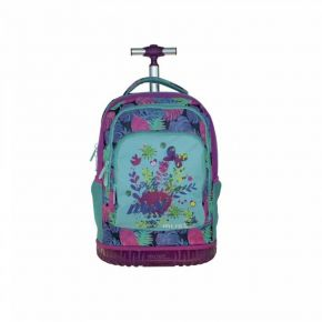 Must Σακίδιο Trolley Premium Flowers Backpack