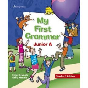 My First Grammar Junior Α - Teacher's Book (Βιβλίο Καθηγητή)