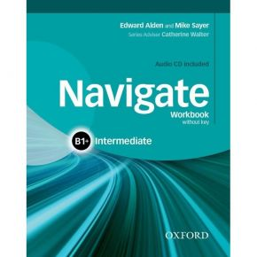 Navigate B1+ Intermediate - Workbook (Βιβλίο Ασκήσεων+CD)