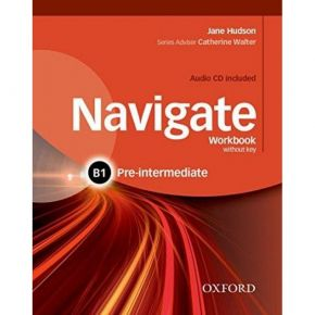 Navigate B1 Pre Intermediate - Workbook (Βιβλίο Ασκήσεων+CD)