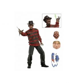 NECA Φιγούρα Ultimate Freddy Krueger Deluxe (A Nightmare On Elm Street 30th Anniversary)