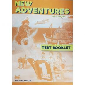 New Adventures With English 1 Test Booklet