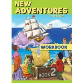 New Adventures With English 2 Workbook (Βιβλίο Ασκήσεων)