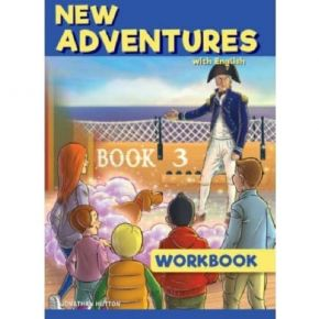 New Adventures With English 3 Workbook (Βιβλίο Ασκήσεων)