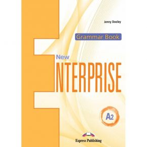 New Enterprise Α2 - Grammar (With Digibooks App)