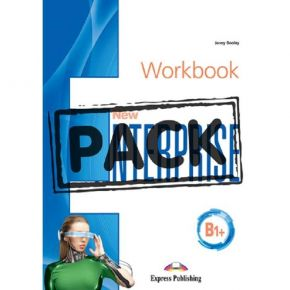 New Enterprise B1+ Workbook (With Digibooks App)