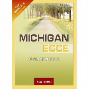 New Format 2021 Michigan ECCE 10 Practice Tests - Student's Book
