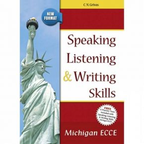 New Format 2021 Speaking Listening And Writing Skills Michigan ECCE - Student's Book