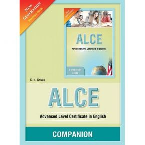New Generation ALCE 8 Practice Tests - Companion