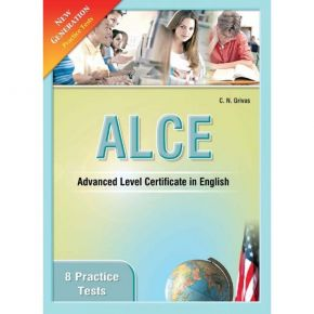 New Generation ALCE 8 Practice Tests - Student's Book