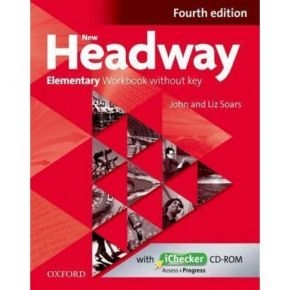 New Headway Elementary - Workbook (Βιβλίο Ασκήσεων Without Key+CD)