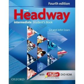 New Headway Intermediate - Student's Book (Βιβλίο Μαθητή+DVD)
