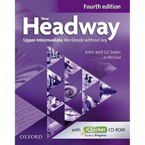 New Headway Upper Intermediate - Workbook (Βιβλίο Ασκήσεων Without Key+CD)