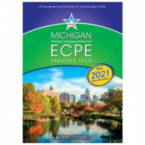 New Michigan ECPE Practice Tests 1 2021 Exam - Student's Book