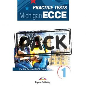 New Practice Tests 1 For The Michigan ECCE 2021 Exam - Student's Book (With Digibooks App)