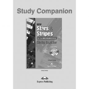 New Stars & Stripes For The Michigan ECCE 2021 Exam - Skills Builder Study Companion