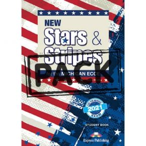 New Stars & Stripes For The Michigan ECCE 2021 Exam - Student's Book (With Digibooks App)