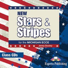 New Stars & Stripes For The Michigan ECCE - Class CD's (Set Of 2)