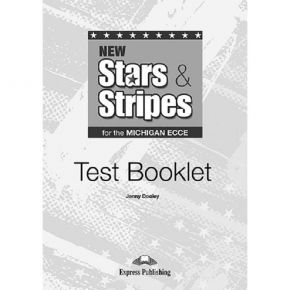 New Stars & Stripes Michigan ECCE - Test Booklet