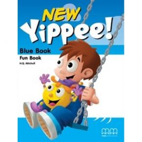 New Yippee Blue - Funbook