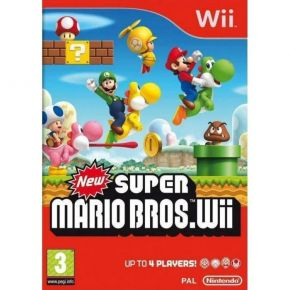 Nintendo New Super Mario Bros (EU) Wii