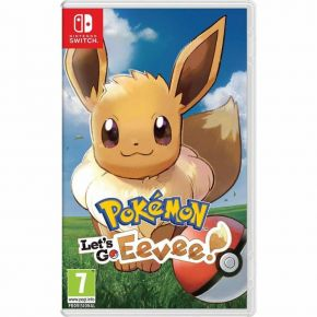Nintendo Pokemon Let's Go Eevee! (EU) NSW