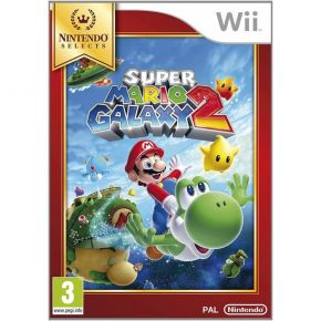 Nintendo Selects Super Mario Galaxy 2 (EU) Wii