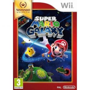 Nintendo Selects Super Mario Galaxy (EU) Wii
