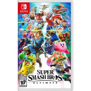 Nintendo Super Smash Bros. Ultimate (EU) NSW