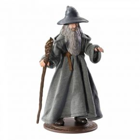 Noble Φιγούρα Bendyfigs Gandalf (The Lord Οf Τhe Rings)