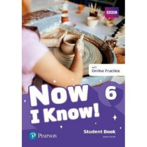 Now I Know 6 (+ Online Practice) - Student's Book (Βιβλίο Μαθητή)