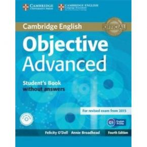 Objective Advanced Student's Book (Without Answers+CD)