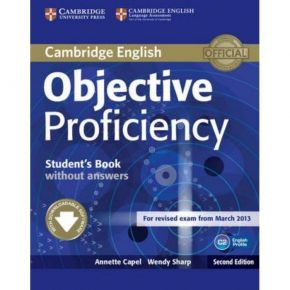 Objective Proficiency - Student's Book (Without Answers)