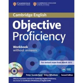 Objective Proficiency WorkBook (Without Answers+CD)