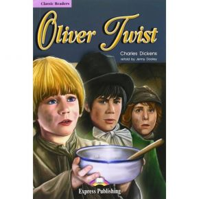 Oliver Twist - Book Reader +CD (B2 Level)