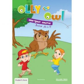 Olly The Owl Junior A & B One-Year Course - Student's Book (Βιβλίο Μαθητή)