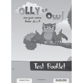 Olly The Owl Junior A & B One-Year Course - Test Booklet