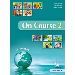 On Course 2 Elementary Coursebook (Βιβλίο Μαθητή)