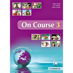 On Course 3 Pre-Intermediate Coursebook (Βιβλίο Μαθητή)