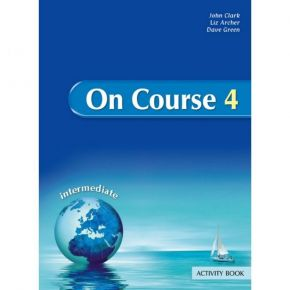 On Course 4 Intermediate Activity Book (Βιβλίο Ασκήσεων)