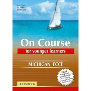 On Course ECCE For Younger Learners Coursebook (+Companion)