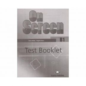 On Screen B1 - Test Booklet