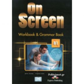 On Screen B1 - Workbook & Grammar (+DigiBook App.)