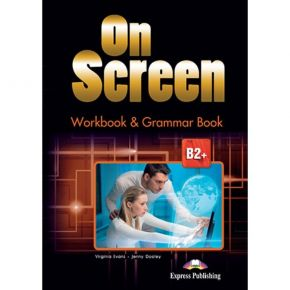 On Screen B2+ Workbook & Grammar (+DigiBook App.)