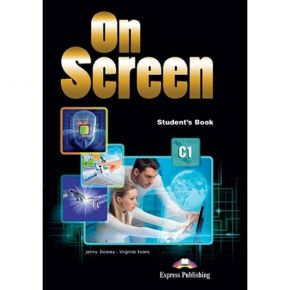 On Screen C1 - Student's Pack (Student's Book+Pubic Speaking+Study Companion+i-eBook)