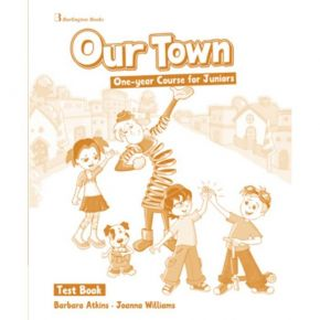 Our Town One Year Course For Juniors - Test Book