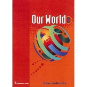 Our World 2 - Class CDs